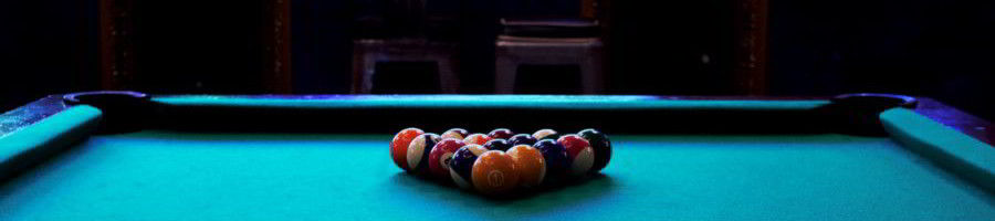 Palmdale pool table room sizes featured