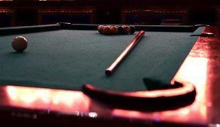 Palmdale pool table recovering backed by the ABIA
