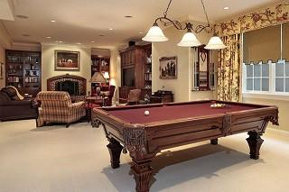 Pool table moves in Palmdale, California