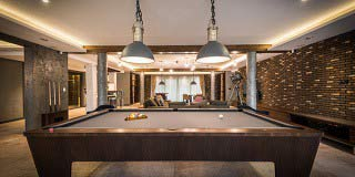 Skilled pool table installers SOLO<sup srcset=